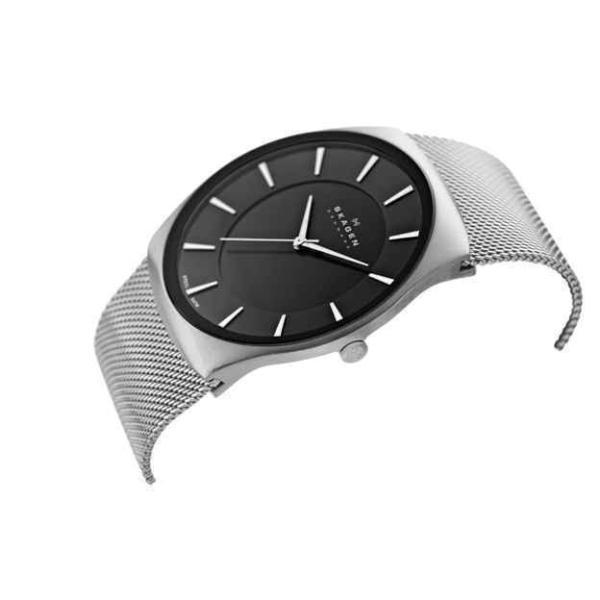 腕時計 スカーゲン SKAGEN メンズ ウルトラスリム ラグジュアリー ドレス スタイル 腕時計 SKW6019|pandastore|02