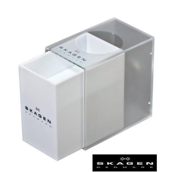 腕時計 スカーゲン SKAGEN メンズ ウルトラスリム ラグジュアリー ドレス スタイル 腕時計 SKW6019|pandastore|03