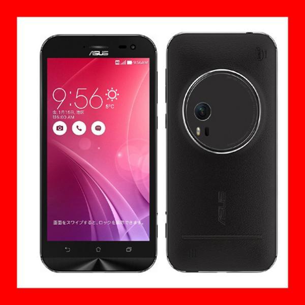 ZenFone Zoom 128GB プレミアムレザー SIMフリーの画像