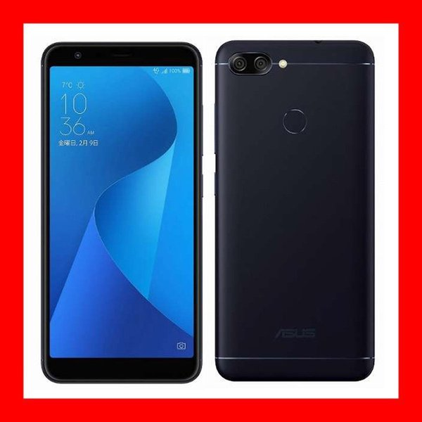ZenFone Max Plus(M1) 32GB ディープシーブラック SIMフリーの画像
