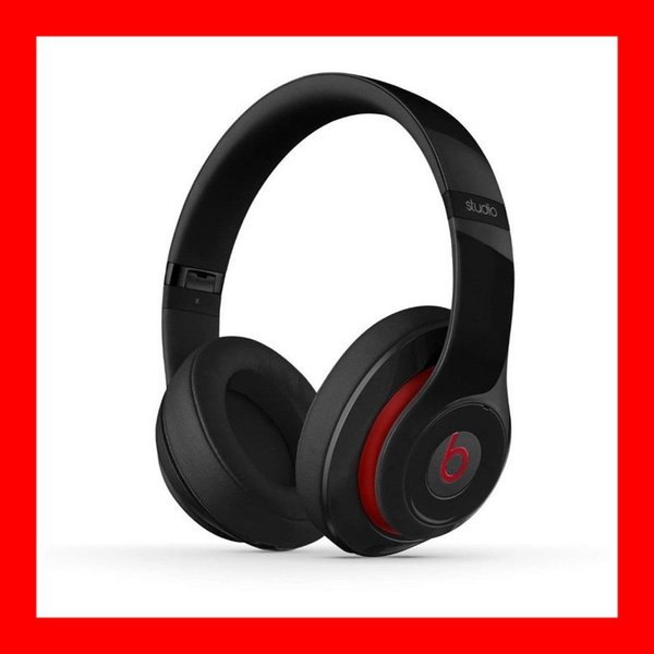 beats by dr.dre beats studio V2 ブラックの画像