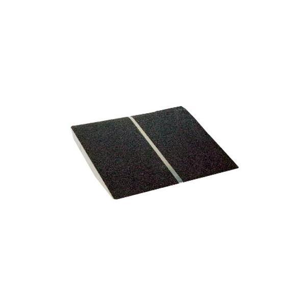 段差スロープ ポータブルスロープアルミ1枚板タイプ PVT060 61.0cmタイプ イーストアイ