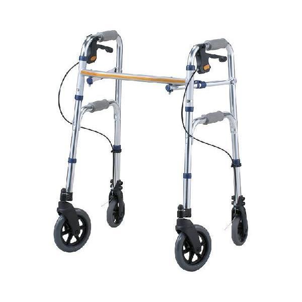 屋内屋外両用歩行器 セーフティーアームVタイプウォーカー スタンダードタイプ SAV イーストアイ