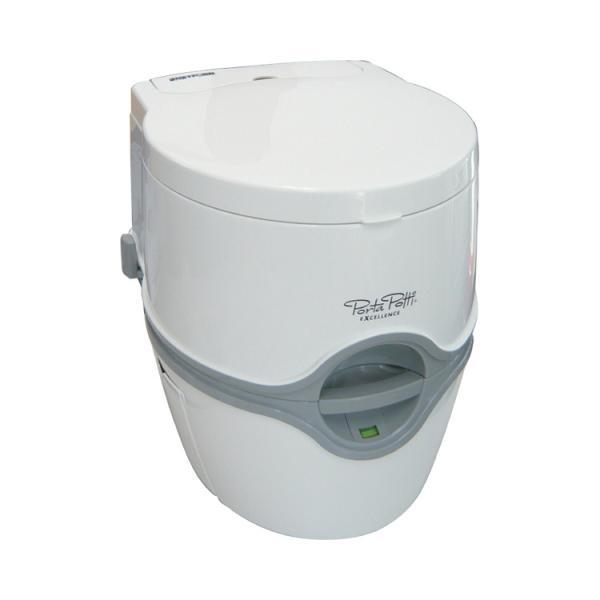 電動水洗式ポータブルトイレ ポルタポッティ PPE002 カーメイト