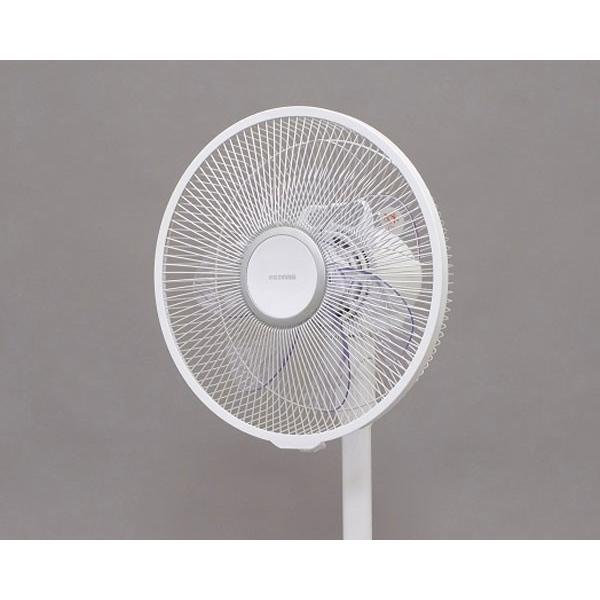 扇風機 リモコン式リビング扇 LFA-305 ホワイト アイリスオーヤマ