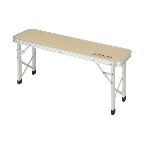 l返品不可lCAPTAIN STAG キャプテンスタッグ ジャストサイズ ベンチテーブル 86×24cm UC-0540