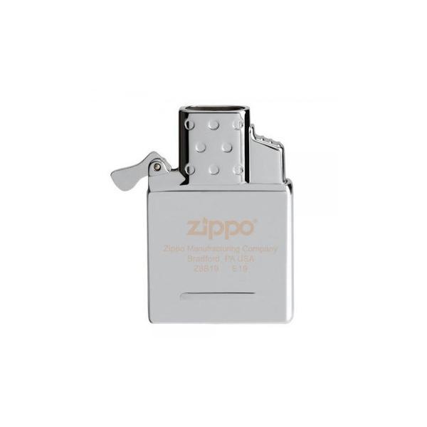 l返品不可lZIPPO(ジッポー)ライター ガスライター インサイドユニット ダブルトーチ(ガスなし) 65840