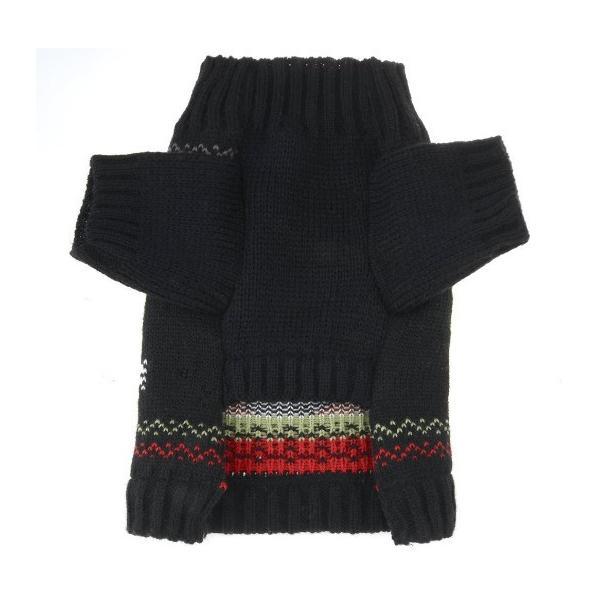 Panni 犬の服 クリスマス トナカイ セーター 秋冬服 ドッグウェア 4サイズ選択可能 panni123 04