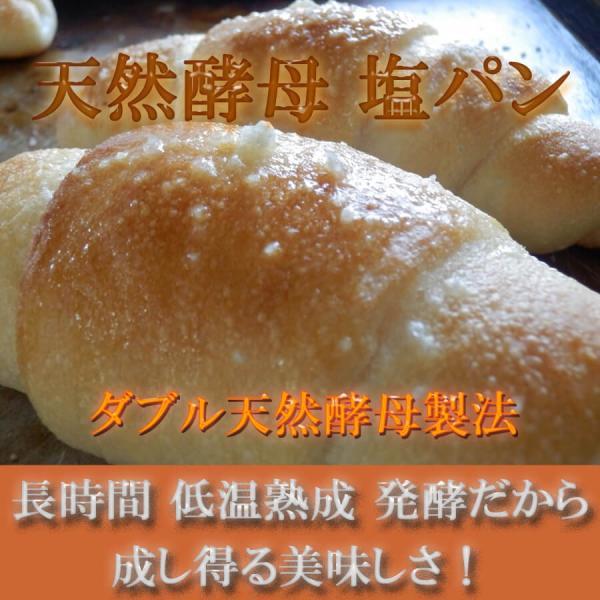 天然酵母 塩パン 10個 セット!|pannomorikurara|06