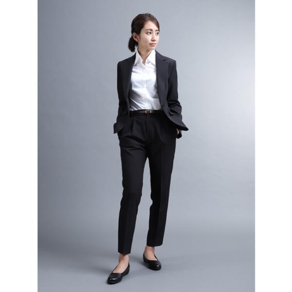 パンプス レディース 疲れにくい 冠婚葬祭 軽い フラット 日本製 靴 3E パンジー pansy 4060|pansystore|04