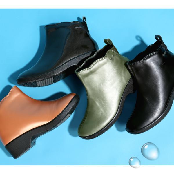 レインブーツ レインシューズ ショート 防水 長靴 雨靴 人気 おしゃれ 歩きやすい 履きやすい 靴 レディース 3E パンジー pansy 4906|pansystore|10