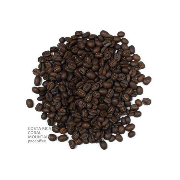 コーヒー豆・コスタリカ・コーラルマウンテン(200g)自家焙煎珈琲豆