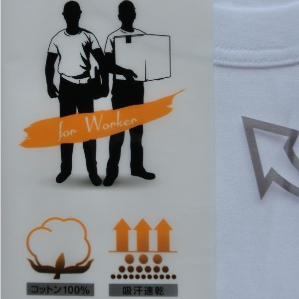 【L】Hanes ヘインズ 丸首 半袖アンダーTシャツ 6枚 男着魂  0824 吸汗速乾機能 洗いに強い、丈夫な生地!2枚組×3パッケージ paostore 05