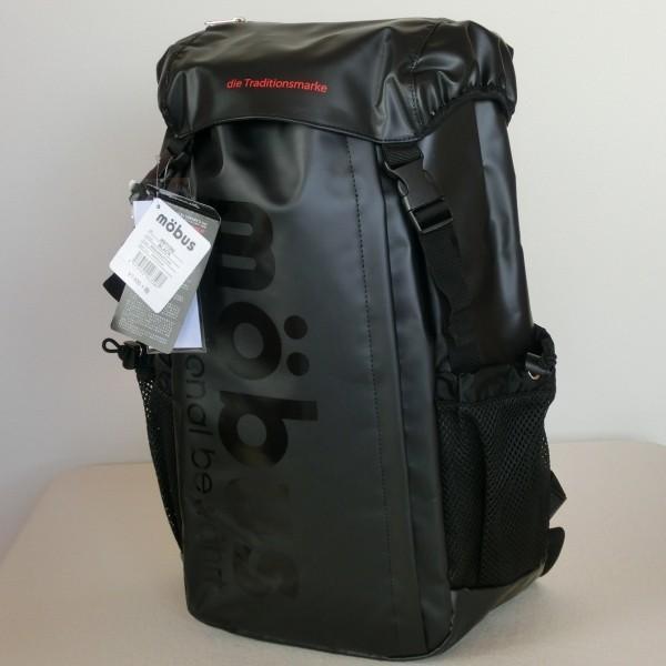 676a6137d9f2 MBTY502 mobus モーブス Dパックリュック 黒 p7240 7,900円 ブラック ターポリン PCポケット ...