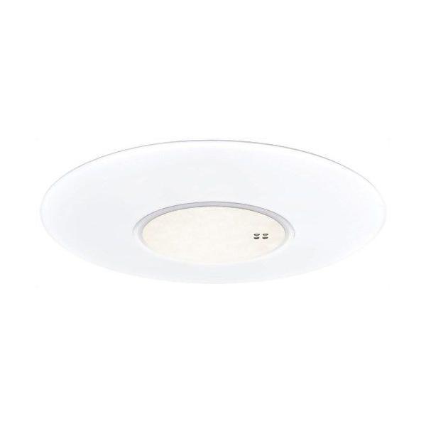 シャープLEDシーリングライト(12畳)寒色-暖色調色・調光機能搭載リモコンありDL-C501V