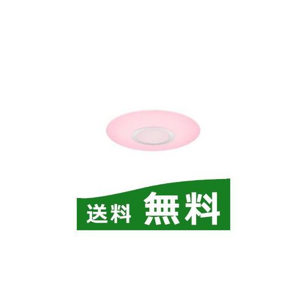 シャープさくら色LEDシーリングライト調色・調光タイプ6畳用DL-C206V