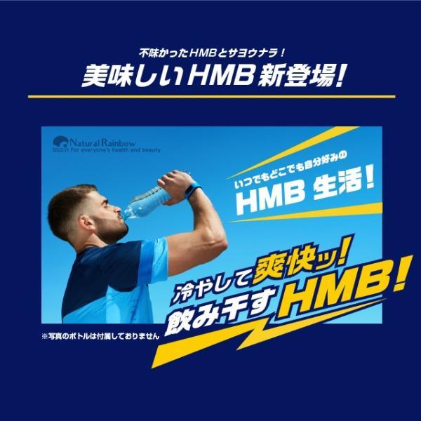 HMBのスポーツドリンク<10袋> HMB BCAA クエン酸 アルギニン クレアチン グルタミン 『HMB MAX SS CHARGE 10袋 メール便』 プロテイン hmb 筋トレ|papamama|03
