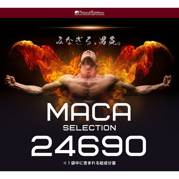 マカ7,485mg高配合 マカ セレクション 93粒 メール便 サプリ サプリメント クラチャイダム6,510mg アルギニン シトルリン papamama 02