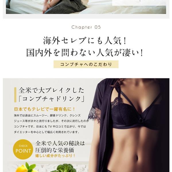 コンブチャ 極KOMBUCHA 60粒 メール便 サプリ オリゴ糖 紅茶キノコ 紅茶 サプリメント|papamama|09