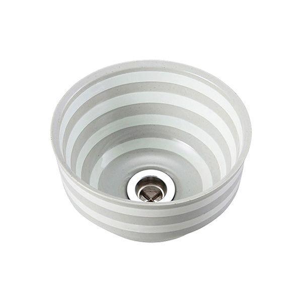 廃盤 手洗器手洗い鉢エッセンスノルディカオビベッセル型