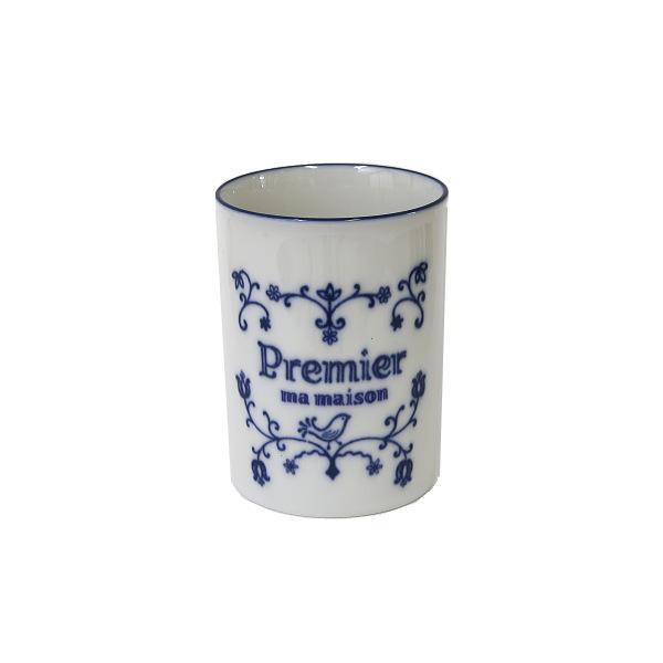 タンブラー 歯磨きコップ おしゃれ アンティーク雑貨 キュジーヌ マイスターハンド 06098