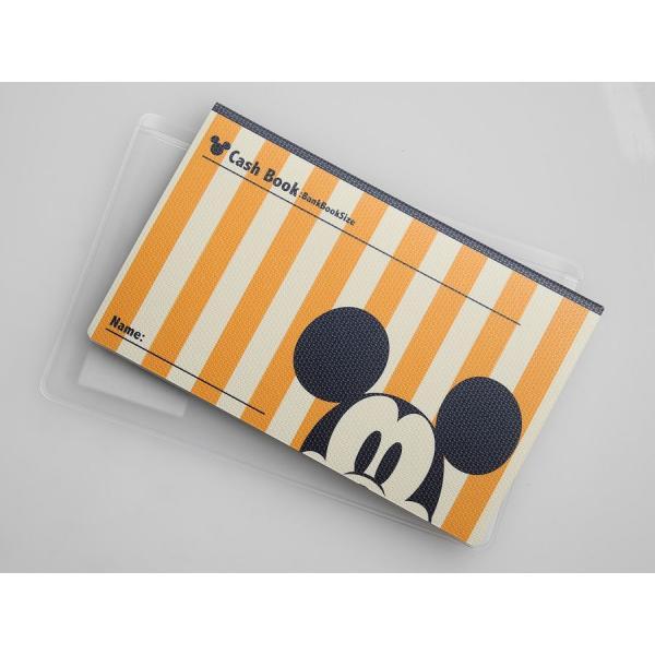 DAIGO / ディズニー通帳型キャッシュブック ミッキー柄 ポスト投函配送対応 papeterie-la-mer 03