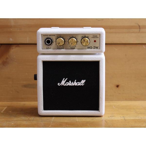 【中古】Marshall MS-2W 電池駆動ミニアンプ|paprica-music