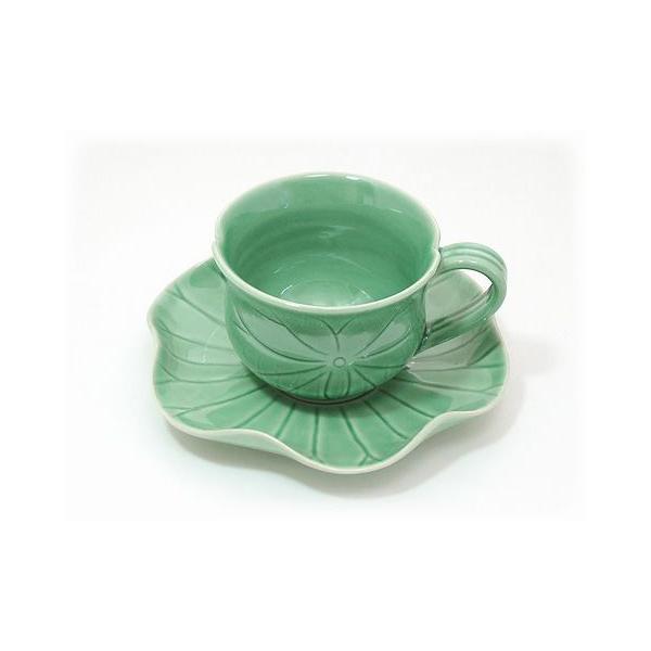 ジェンガラ ケラミック食器/JENGGALA/ ロータス コーヒーカップ HC-077-R-1138-TCC