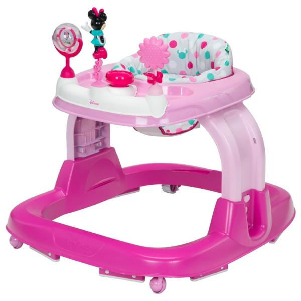Online ONLY(海外取寄)/ 歩行器 ディズニー ミニーマウス ベビーウォーカー WA093EGF