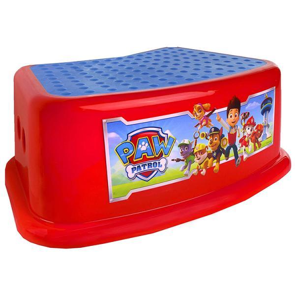 10月上旬入荷予約販売/ 子供 ステップ ディズニー パウ・パトロール 踏み台 キャラクター ステップスツール パウパト