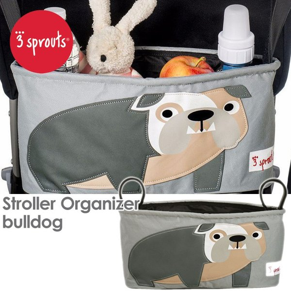3222a978be8 3 Sprouts Stroller Organizer