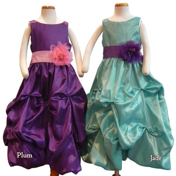 ef3a5f72bd830 ... 子供 ドレス フォーマル 女の子 90-100cm プラム ラフレシア|paranino|06