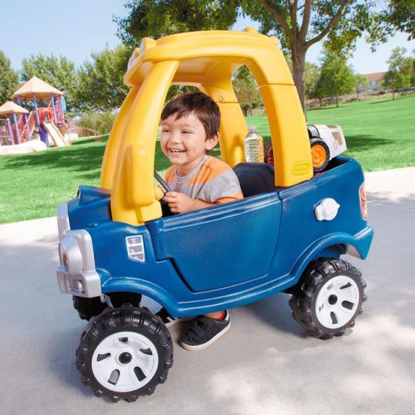 10月13日入荷予約販売/ 乗用玩具 リトルタイクス コージー トラック ライドオン 足こぎ 乗り物 620744|paranino|02