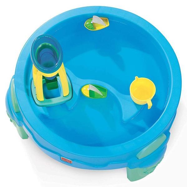 水遊び 遊具 おもちゃ STEP2 ウォーターホイール ウォーターテーブル STEP2 753800 paranino 04
