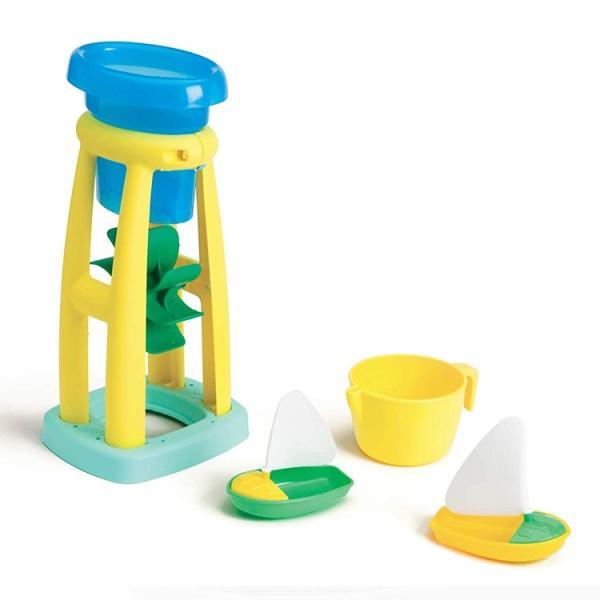 水遊び 遊具 おもちゃ STEP2 ウォーターホイール ウォーターテーブル STEP2 753800 paranino 05