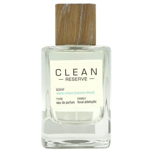 クリーン CLEAN リザーブ ウォームコットン EDP SP 100ml 【訳あり・テスター・未使用品】RESERVE WARM COTTON送料無料香水 フレグランス