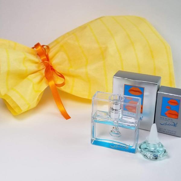 香水 フレグランス サルバドール・ダリ シーアンドサン イン カダケス プレミアムセット オードトワレ 30ml&5ml ギフト プレゼント parfums-salvadordali