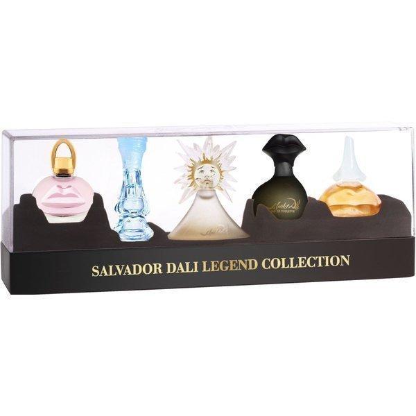 <再入荷> サルバドール・ダリ レジェンドコレクション ジ・オリジン 香水 フレグランス ミニボトル セット|parfums-salvadordali