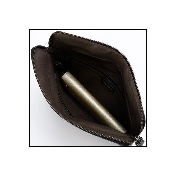 カルバンクライン デュオ クラッチバッグ ブラック Calvin Klein PLATINUM ラッピング無料