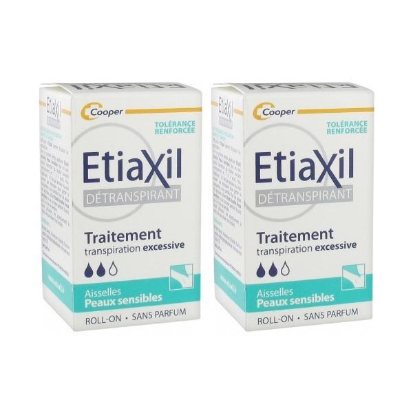 エティアキシル ETIAXIL デトランスピラン 敏感肌用 2個セット