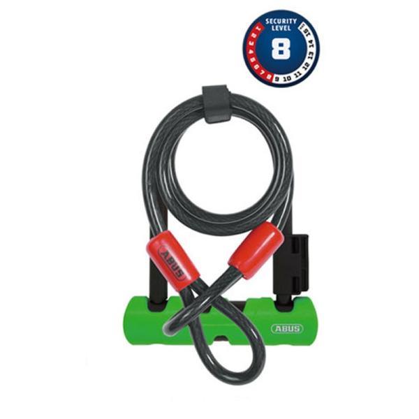 ABUS - Ultra Mini 410SH +Cobra U-Locks (150mm)|parksider