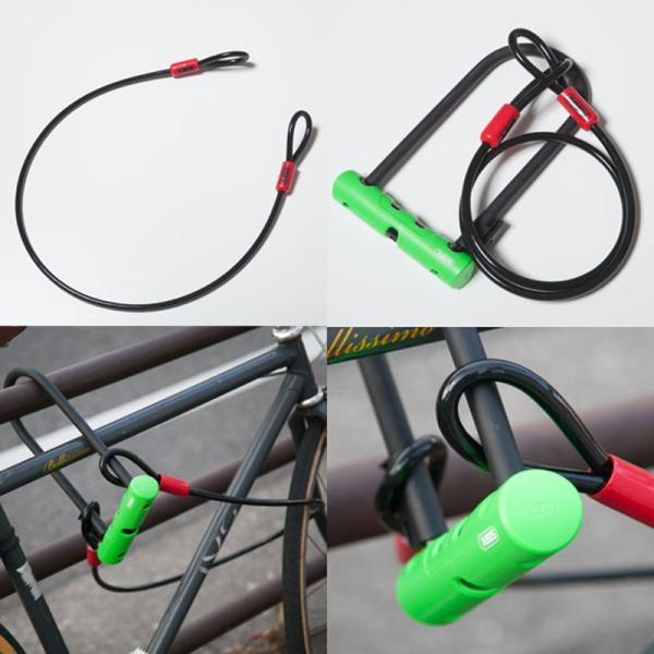 ABUS - Ultra Mini 410SH +Cobra U-Locks (150mm)|parksider|04
