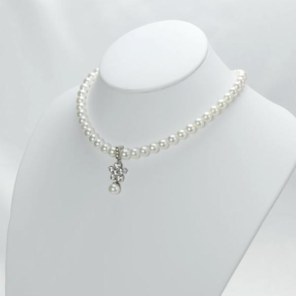 ネックレスレンタル 4日間 真珠 デザイン ネックレスイヤリングセット 001 あこや パール 往復送料無料 partners-rental 02