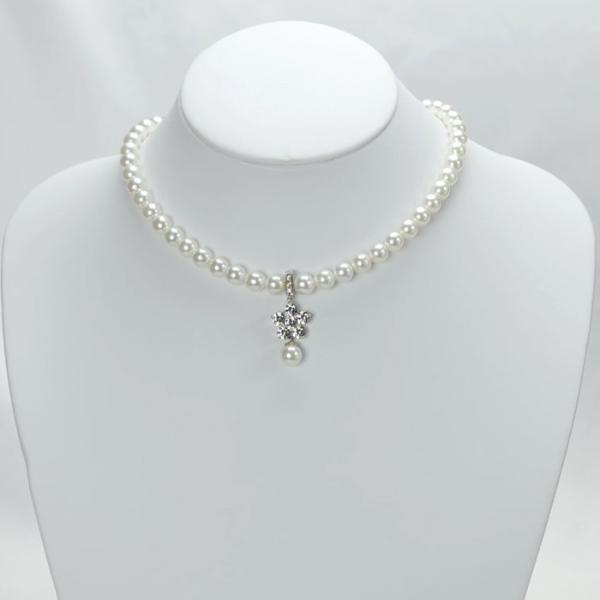 ネックレスレンタル 4日間 真珠 デザイン ネックレスイヤリングセット 001 あこや パール 往復送料無料 partners-rental 03