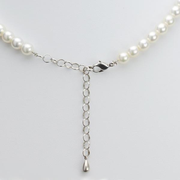 ネックレスレンタル 4日間 真珠 デザイン ネックレスイヤリングセット 001 あこや パール 往復送料無料 partners-rental 04