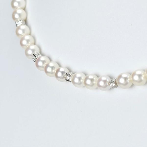 ネックレスレンタル 4日間 真珠 デザイン ネックレスイヤリング ピアスセット 003 あこや パール 往復送料無料|partners-rental|04