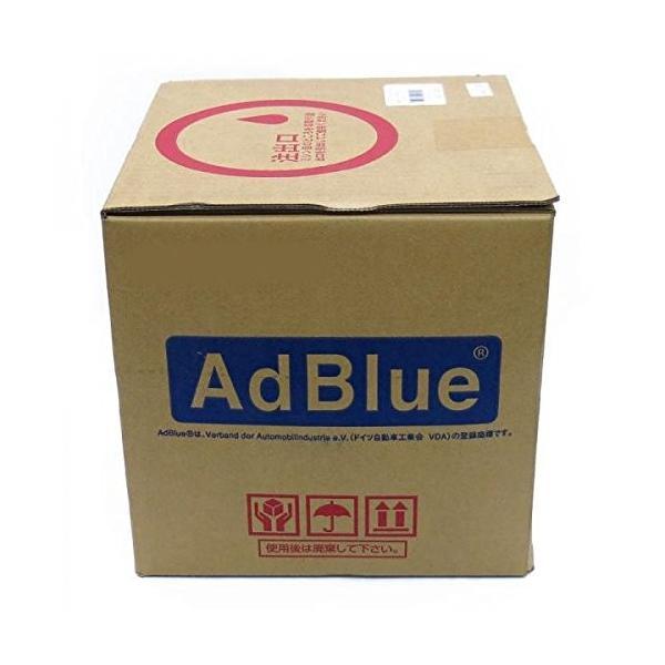 三井化学製 尿素SCRシステム用補給水 AdBlue(アドブルー)5L バッグインボックス(給水ノズル同梱)尿素SCRシステム搭載ディーゼル車用|parts-conveni