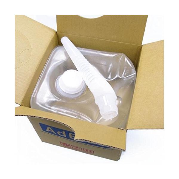 三井化学製 尿素SCRシステム用補給水 AdBlue(アドブルー)5L バッグインボックス(給水ノズル同梱)尿素SCRシステム搭載ディーゼル車用|parts-conveni|02