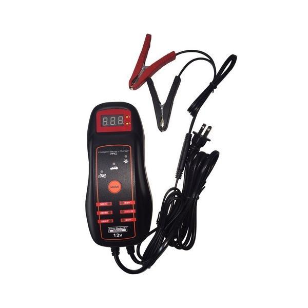 在庫30以上 Pro Select Battery(プロセレクトバッテリー) BC019 インテリジェントバッテリーチャージャーPRO|parts-department|02