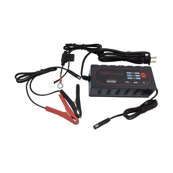 在庫10以上 Pro Select Battery(プロセレクトバッテリー) BC020 インテリジェントバッテリーチャージャー|parts-department|02
